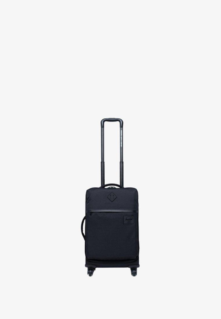 Herschel - Wheeled suitcase - black