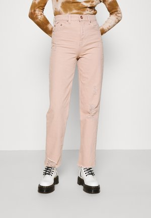 VINTAGE PAX JEAN - Straight leg jeans - pink