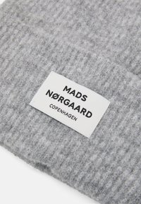 Mads Nørgaard - WINTER SOFT ANJU - Beanie - light grey melange - 2