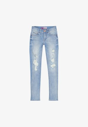 Jeans Skinny Fit - light blue stone