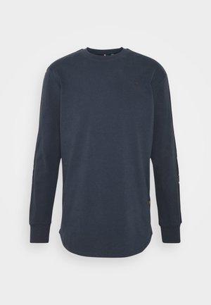 LASH - T-shirt à manches longues - compact legion blue