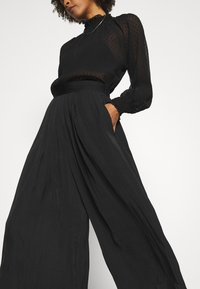 InWear - FRIEDAIW PANT - Trousers - black - 4