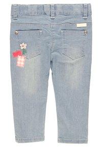 Boboli - Straight leg jeans - bleach - 1