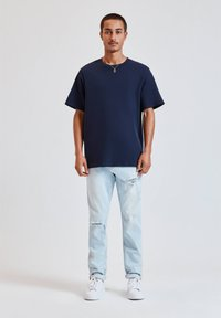 PULL&BEAR - Slim fit jeans - blue - 1