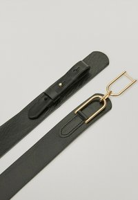 Massimo Dutti - Belt - black - 3