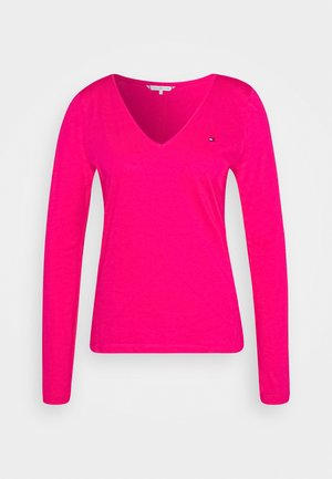 REGULAR CLASSIC - Long sleeved top - bright jewel