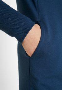 Ragwear - MENITA - Korte jurk - denim blue - 7