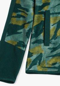 O'Neill - Fleece jacket - green aop - 3