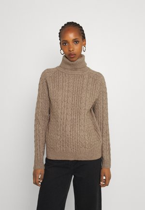 YOUNG LADIES - Jumper - light brown