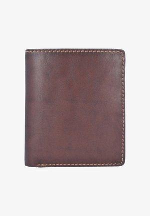 Wallet - chestnut