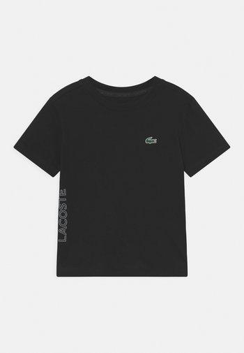 NAMING UNISEX - Print T-shirt - black