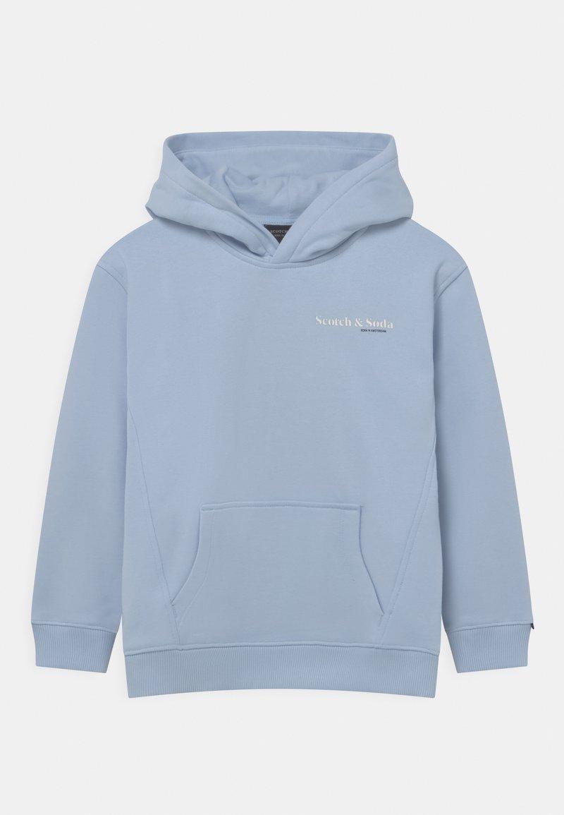 Scotch & Soda - HOODIE - Sweatshirt - cloudy blue