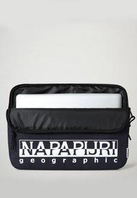Napapijri - Laptop bag - blu marine - 3