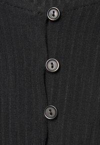 New Look Maternity - DRESS CARDIGAN SET - Kardigan - black - 5