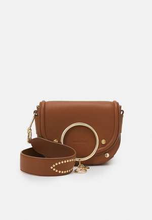 Mara Crossbody - Across body bag - caramello