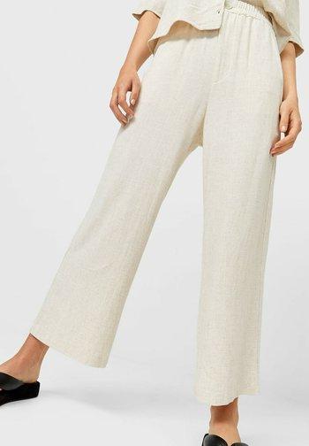RUSTIKALE - Pantaloni - beige