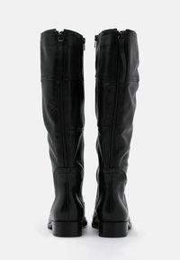 Gabor Comfort - Vysoká obuv - schwarz - 3