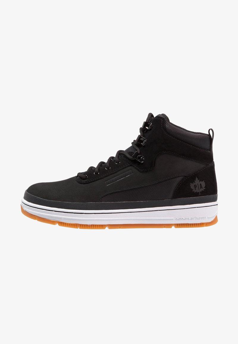 Park Authority - Sneakers hoog - black