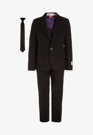 BOYS KNIGHT SET - Suit - black
