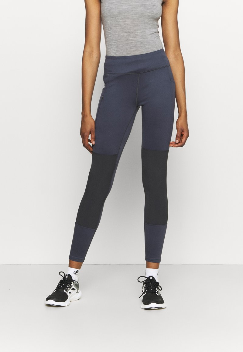 Patagonia - PACK OUT HIKE  - Tights - smolder blue