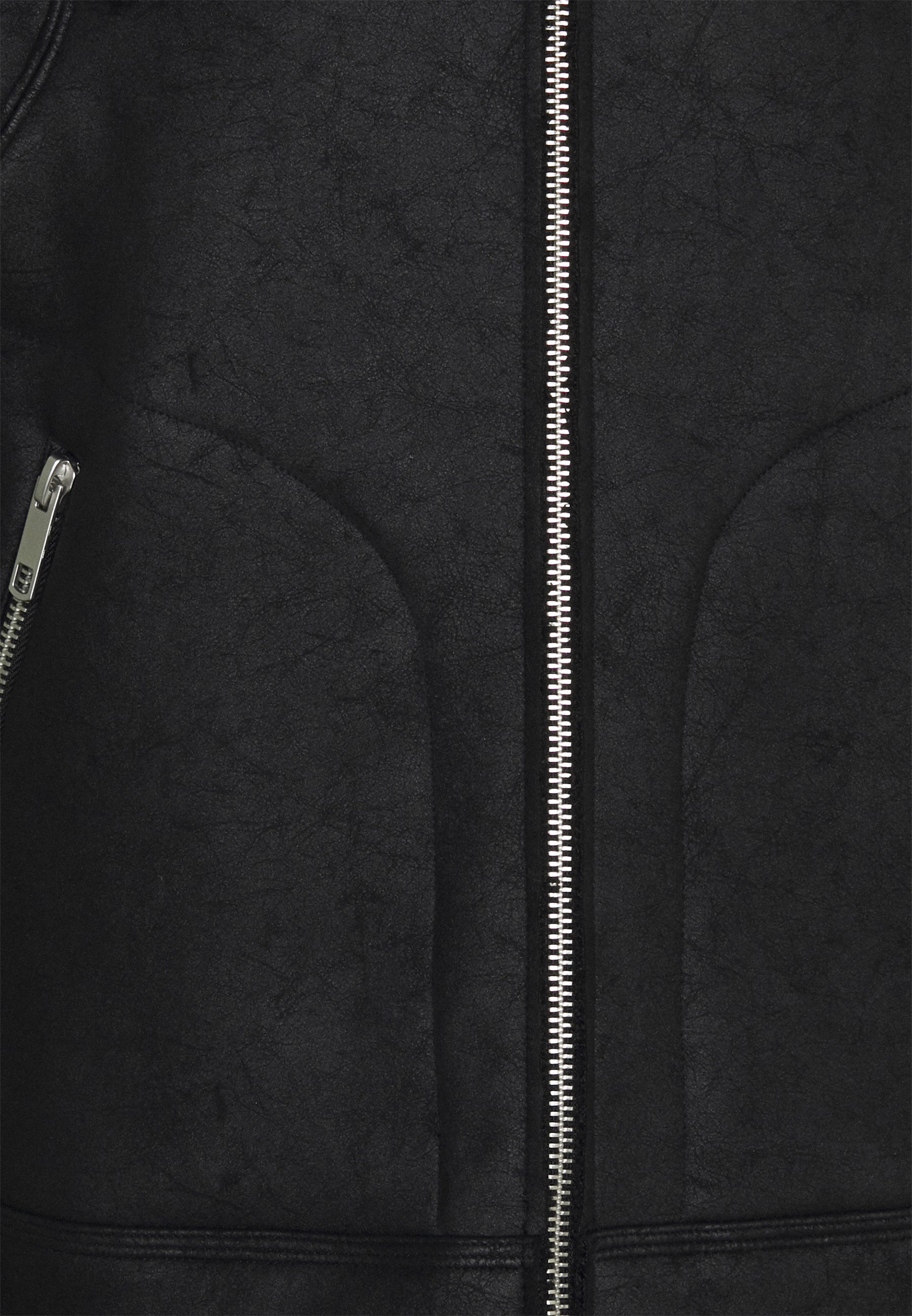 Uomo COAT SLIM FIT - Giacca in similpelle