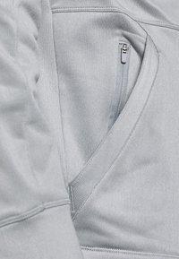 Nike Performance - Felpa con cappuccio - particle grey/black - 4