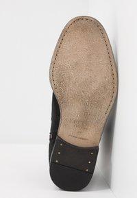 Hudson London - ASH - Kotníkové boty - black - 4