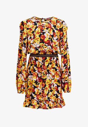 Korte jurk - all-over print