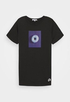 KAGAN TEE - T-shirt print - caviar