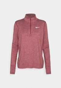 Nike Performance - ELEMENT - Topper langermet - canyon rust/pink glaze - 0