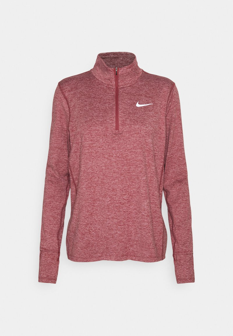 Nike Performance - ELEMENT - Topper langermet - canyon rust/pink glaze