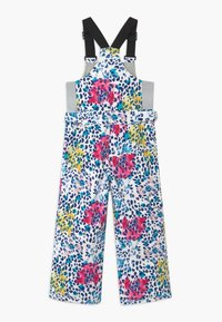 Roxy - LOLA PRINTED  - Snow pants - white/multi-coloured - 1