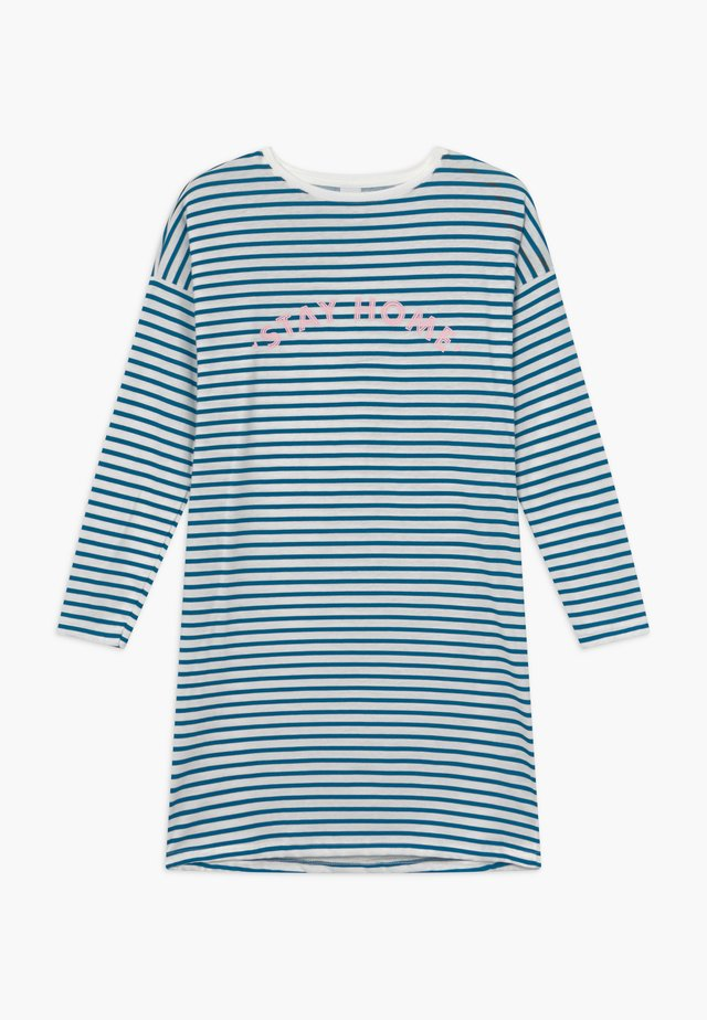 SLEEPSHIRT ALLOVER - Nightie - blue moon