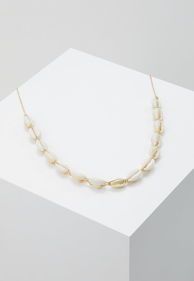 NECKLACE - Collana - white