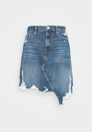 CASSY SKIRT - A-line skirt - pacha destroy