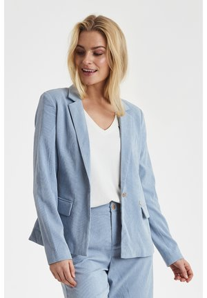 DRHISKA  - Blazer - light blue