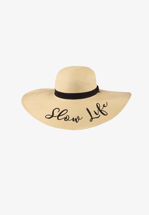 SLOW LIFE - Akcesoria plażowe - beżowy/ beige z kokardą
