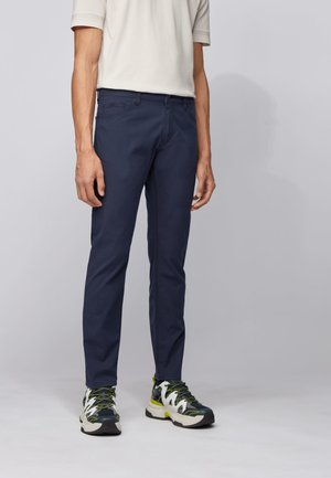 MAINE - Trousers - dark blue