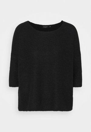 TUESDAY JUMPER - T-shirts - black