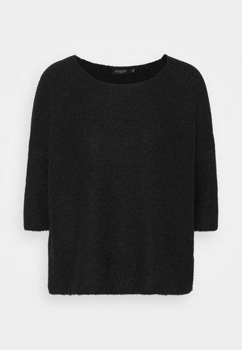 TUESDAY JUMPER - Basic T-shirt - black