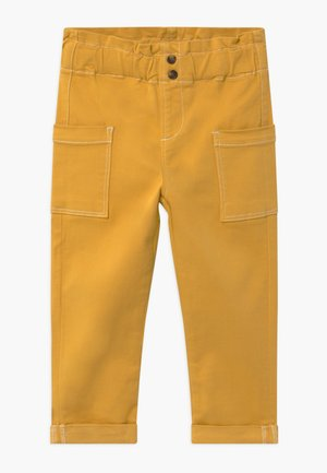 NMFROSE TWIATARA PANT - Trousers - spicy mustard