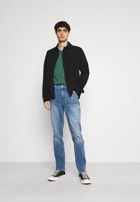 Mustang - PABLO - Polo shirt - mallard green - 1