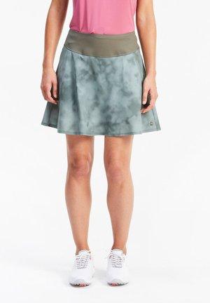 TIE DYE SKIRT - Sports skirt - thyme