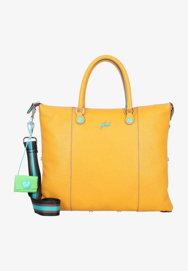 Handbag - saffron