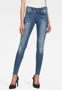 G-Star - LYNN  - Jeans Skinny Fit - blue - 0