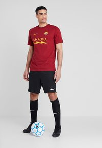 Nike Performance - AS ROM TEE CORE MATCH - Pelipaita - team crimson