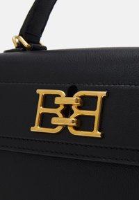 Bally - CHAIN TO HANDLE BAG - Handbag - black - 5