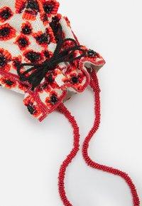Becksöndergaard - POPPA TORA BAG - Across body bag - fiery red - 2