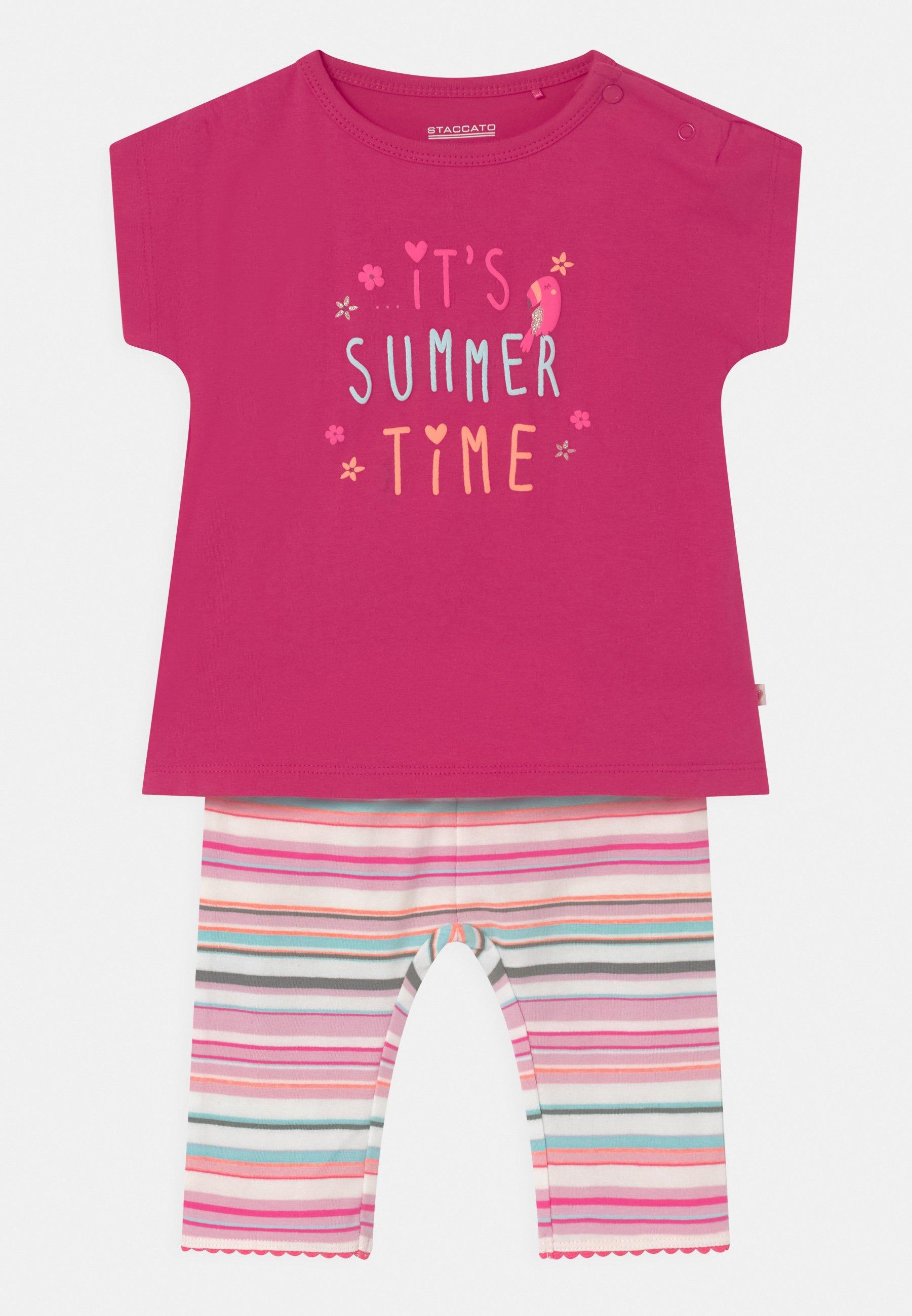 Kids BABY SET - Print T-shirt