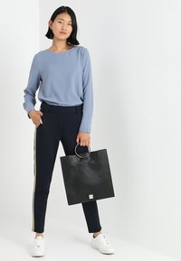 Opus - MADENI GALON - Trousers - simply blue - 2